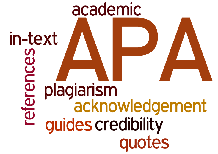 APA Referencing Flyer