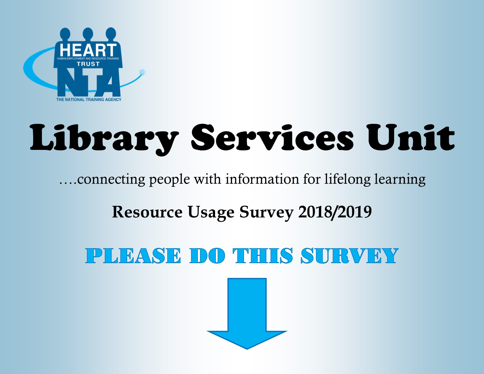Library Services Unit Resources Usage Survey 2018-2019